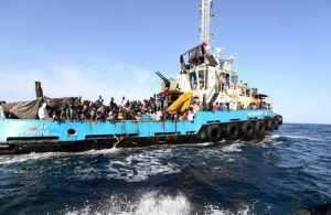 ألمانيا تستقبل ربع اللاجئين من إيطاليا