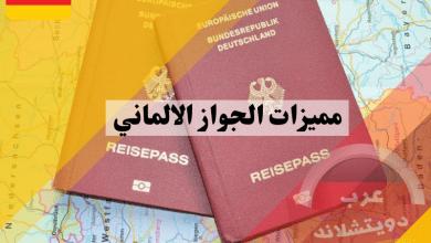 مميزات الجواز الالماني وشروط الحصول عليه وكيفية الحصول على الجنسية الالمانية للأطفال