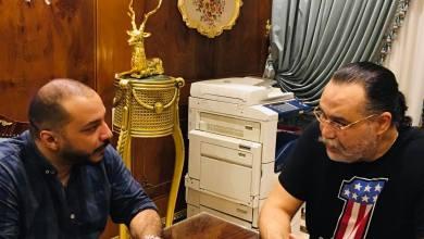 """صورة لؤي دعبس :"""" الملاكمة ليس لها جمهور فى مصر.. و مرتضى هد الحلقة.. و كمال درويش ابويا"""