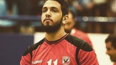 صورة الأهلي يقرر الاستغناء عن محمود عاصم لاعب فريق اليد