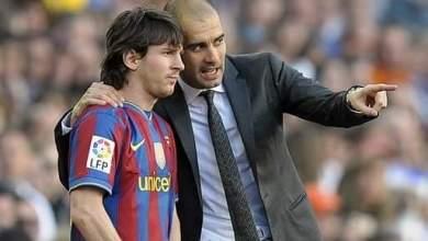 """صورة تحليل """"عرب سبورت"""" .. هل يعود """"بيب"""" لـ برشلونة أم يذهب ميسي لـ """"سيتي"""" ؟!"""