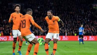 صورة موعد مباراة إيطاليا وهولندا في دوري أمم أوروبا 2020 والقنوات الناقلة