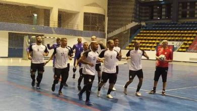 صورة منتخب كرة الصالات يدخل معسكرا مفتوحا استعدادا لكأس العالم