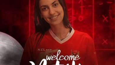 صورة ناتاليا فيرنانديز: سعيدة بالانضمام للأهلي».. وجاهزة للتتويج بالبطولات