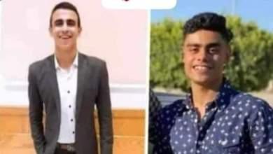 صورة وفاة لاعبين من ناصر الفكرية بسبب حادث