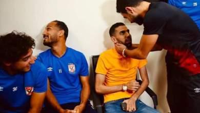 صورة الحاوي يقترب من العودة للتشكيل الأساسي أمام المقاولون العرب