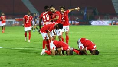 صورة ترتيب هدافي الدوري المصري بعد فوز الأهلي على إنبي