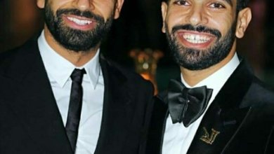 صورة محمد صلاح يحضر حفل زفاف شقيقه قبل الانضمام لمعسكر المنتخب