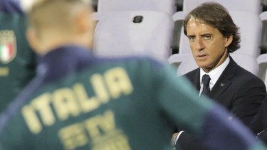 صورة إصابة مدرب منتخب إيطاليا بفيروس كورونا