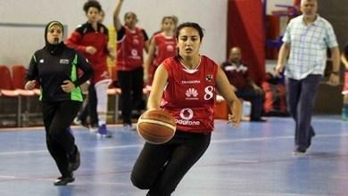 صورة الأهلي يواجه الجزيرة بنهائي بطولة منطقة القاهرة لسيدات السلة