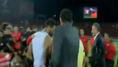 صورة عرب سبورت يكشف إدانة فضل بالتعدي بالسب على كهربا