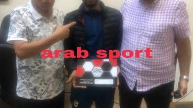 صورة خاص: مدافع المنيا برسوم محروس يخفض عقده ويوقع موسم جديد