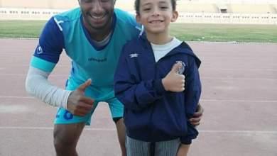 صورة تعثر صفقة انتقال سمارة من المنيا لبتروجيت واللاعب ينتظم في التدريبات