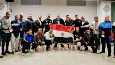 صورة غداً عودة منتخب مصر لكمال الأجسام بعد تحقيقه نتائج متميزه في بطولة العالم بإسبانيا
