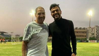 صورة لاعب النجم الساحلي التونسي محمود صابر ينضم لمعكسر منتخب الشباب
