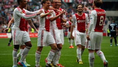 صورة إصابة 11 لاعبا في صفوف أياكس أمستردام بفيروس كورونا قبل ميتيلاند