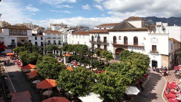 القديمة في ماربيا  e1578311881173 - السياحية في منتجع ماربيا الاسباني