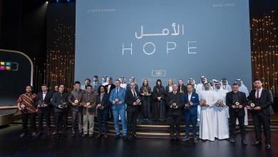 Photo of العرب يحصدون ربع الجوائز .. وفلسطين تتوهّج بحضورٍ ثلاثيّ