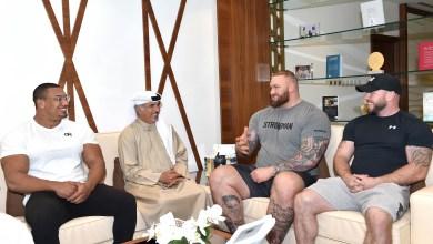Photo of دبي مدينة أقوى رجل في العالم