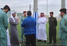 Photo of الهيئة العامة للرياضة تتفقد المنشآت الرياضية في الدولة