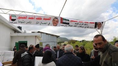 Photo of خلف أحمد الحبتور يطلق حملته الخيرية السنوية في لبنان قبيل الشهر الفضيل
