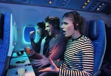 Photo of طيران الإمارات تقدم نقلاً حياً للمباراتين على رحلاتها من وإلى المملكة المتحدة