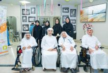 """Photo of Ministry of Health & Prevention's Youth Council Organizes """"Ramadan Zaman"""" Initiative for Elderly Emiratis in Sharjah"""