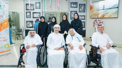 "Photo of Ministry of Health & Prevention's Youth Council Organizes ""Ramadan Zaman"" Initiative for Elderly Emiratis in Sharjah"
