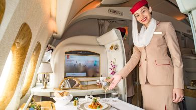 Photo of Emirates' First Class suite makes its debut in Durban