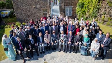 Photo of كلية آل مكتوم للتعليم العالى باسكتلندا تحتفل بتخرج 67 طالبة فى برنامج التعددية الثقافية ومهارات القيادة