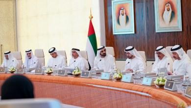 Photo of برئاسة محمد بن راشد مجلس الوزراء يعتمد الميزانية الاتحادية لعام 2020 بإجمالي 61.354 مليار درهم وبدون عجز