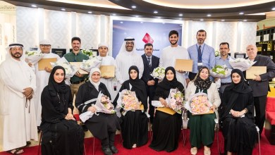 Photo of Winners of Hamdan Bin Mohammed Heritage Center short story writing competition announced
