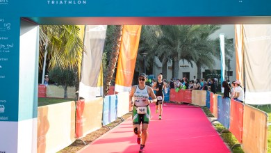 "Photo of ""ترايثلون دبي للسيدات"" ينطلق بمشاركة واسعة اليوم (الجمعة 13 ديسمبر)"