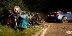 حادث سير مأساوي في ألمانيا