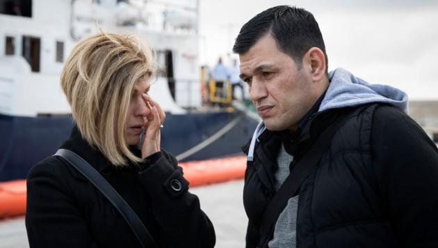 والد الطفل ألان كردي يرغب بالانضمام لسفينة إنقاذ لاجئين تحمل اسم طفله