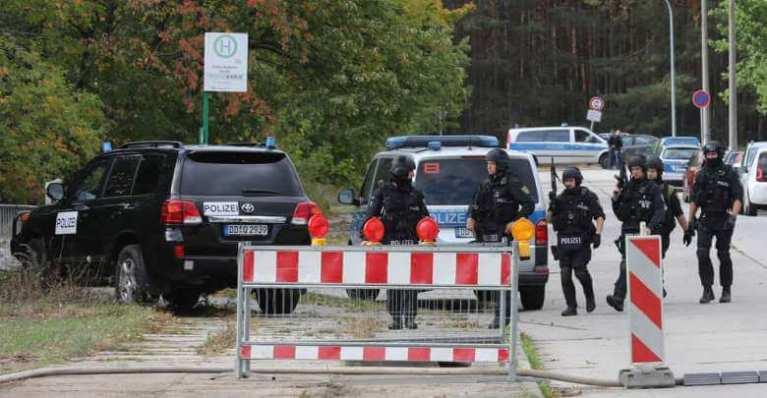 إخلاء مدرسة صناعية بألمانيا بسبب وضع خطر غير معروف