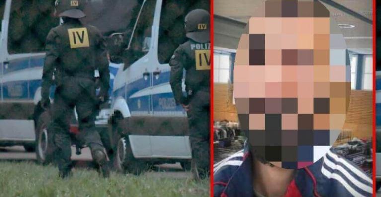 اعتقال لاجئ بتهمة الهجوم على زوجته و حماته