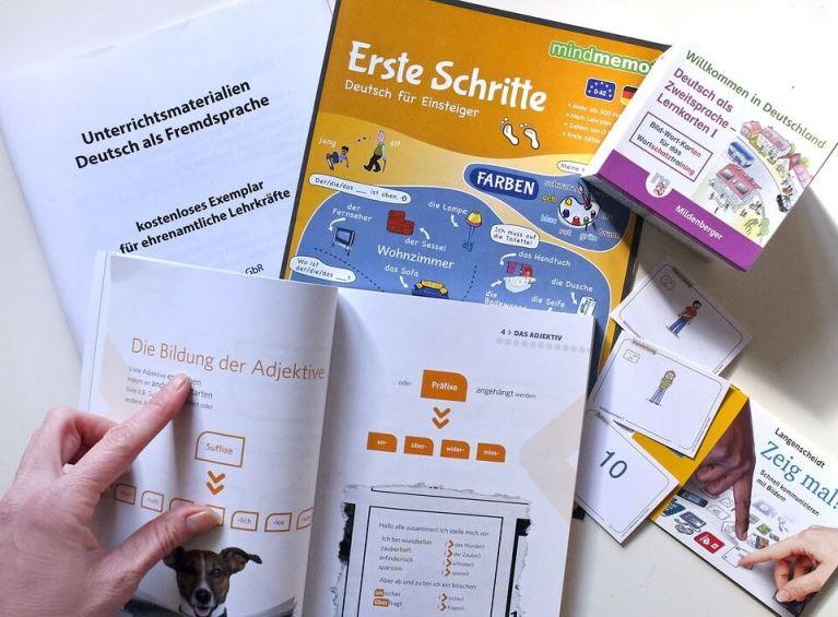 كيف أتعلم اللغة الألمانية بسرعة