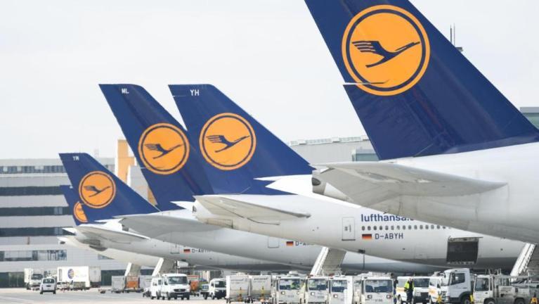 حالة طوارئ في أشهر شركة طيران ألمانية وإلغاء 95 بالمئة من الرحلات وهذه الرحلات المتوفرة