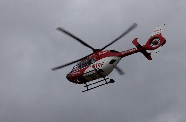 إطلاق نار وطائرات الشرطة الألمانية تحلق في سماء المدينة