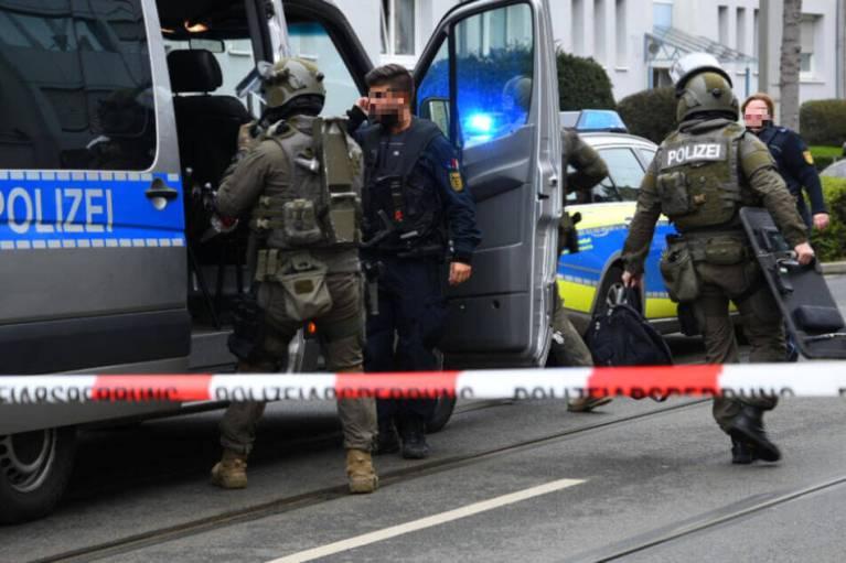 تأهب أمني وتهديدات بوجود قنبلة في مدينة ألمانية