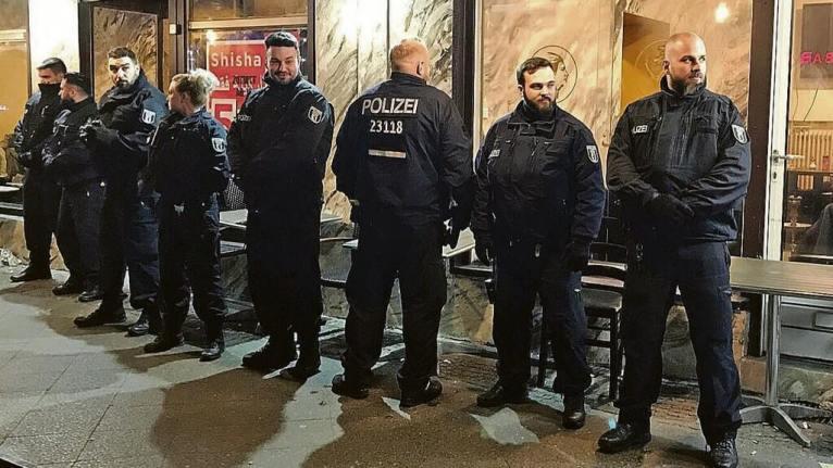 العشائر العربية تُحدث جريمة في مدينة ألمانية