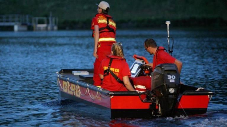حادثة غرق في بحيرة بلدة ألمانية