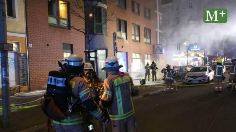اندلاع حريق في مطعم لبناني في مدينة ألمانية
