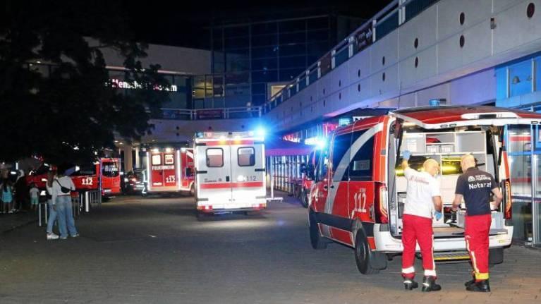 نزاع عنيف في ميدان مشهور بالجرائم في مدينة ألمانية