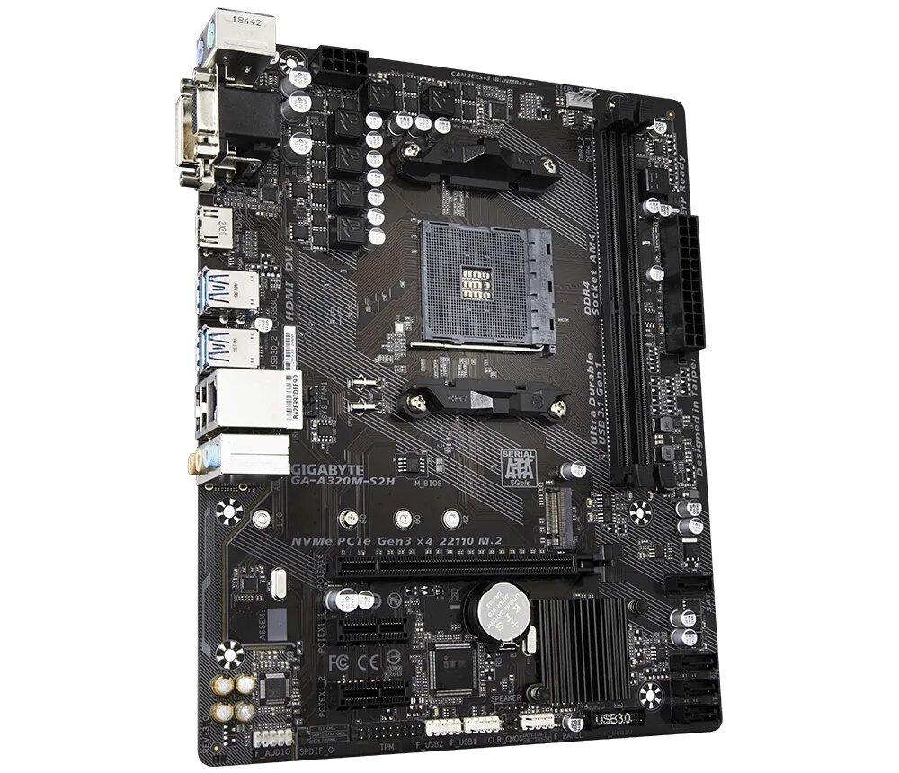 A320M-S2H AMD