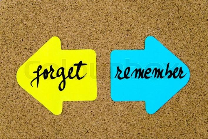 الذكريات