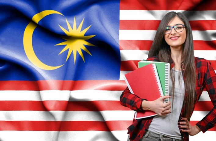 دراسة اللغة في ماليزيا
