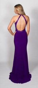 Vogue (Purple) Back