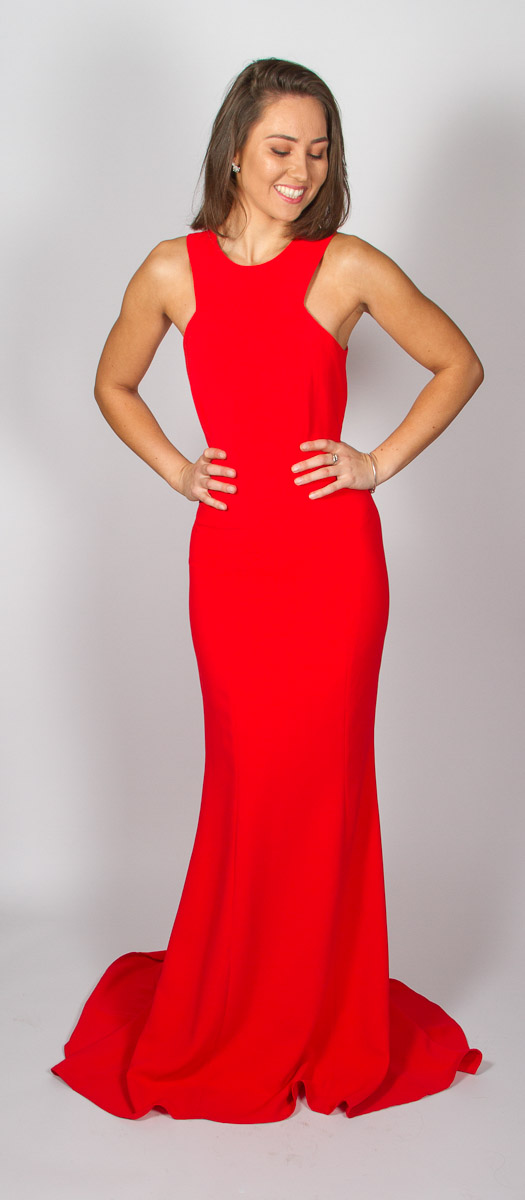 Amie (Red) Front